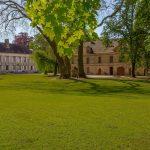L'Abbaye de Vauluisant dans l'Yonne