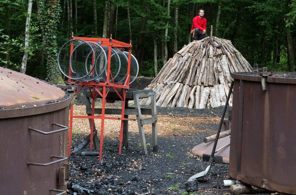 Le charbonnier du Pays d'Othe – Noire est notre Histoire