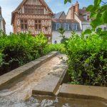 Photo de la Maison du Bailly à Joigny dans l'Yonne