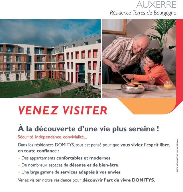 Domitys Auxerre