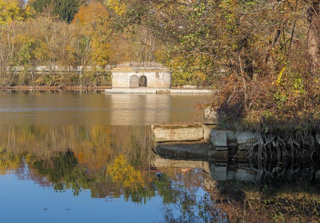 L'Yonne entre Migennes et Joigny