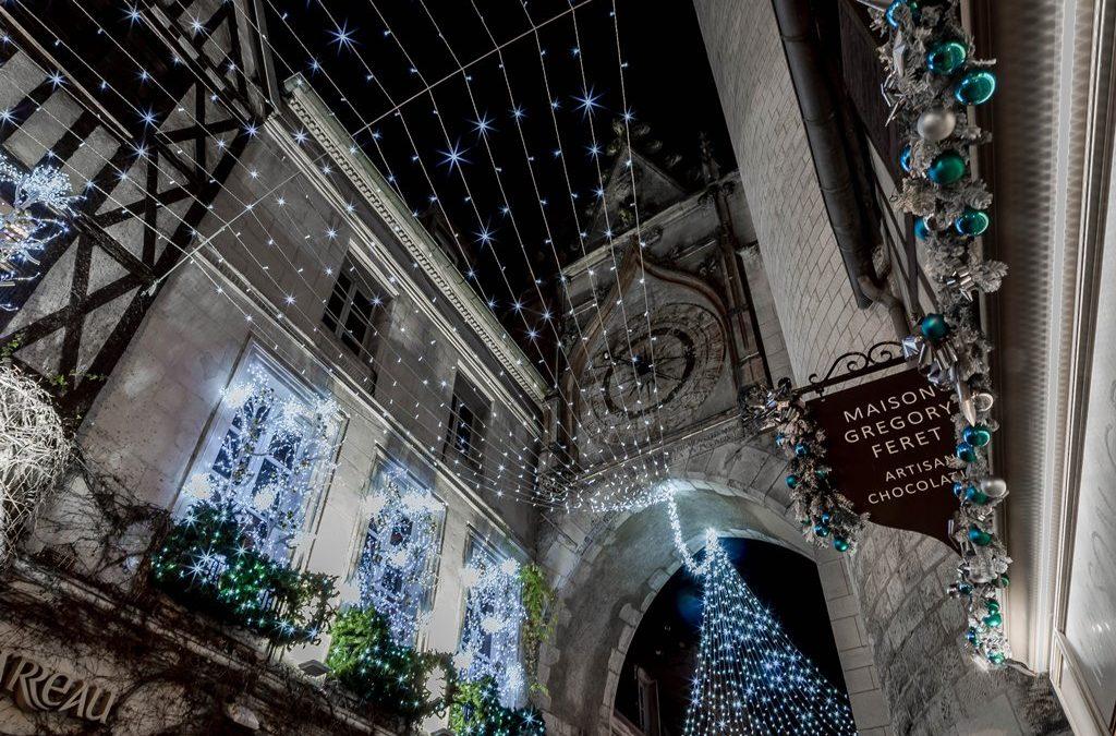 Auxerre réveillon de Noël 2018