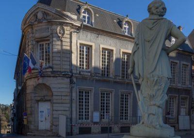 2019 02 27 - Avallon - Ville fortifiée portes du Morvan - 1