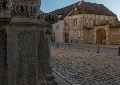 2019 02 27 - Avallon - Ville fortifiée portes du Morvan - 15