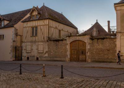2019 02 27 - Avallon - Ville fortifiée portes du Morvan - 16
