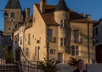 2019 02 27 - Avallon - Ville fortifiée portes du Morvan - 18