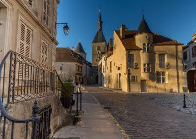 2019 02 27 - Avallon - Ville fortifiée portes du Morvan - 19