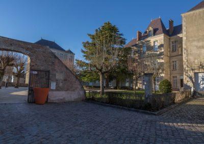 2019 02 27 - Avallon - Ville fortifiée portes du Morvan - 2