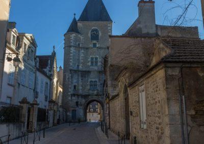 2019 02 27 - Avallon - Ville fortifiée portes du Morvan - 23