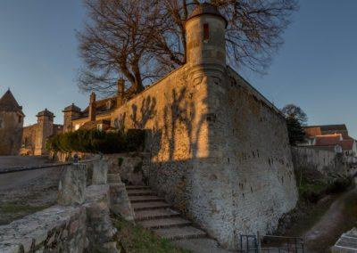 2019 02 27 - Avallon - Ville fortifiée portes du Morvan - 25