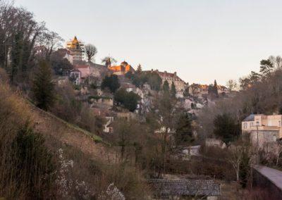 2019 02 27 - Avallon - Ville fortifiée portes du Morvan - 27