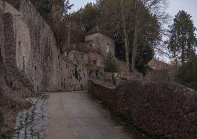 2019 02 27 - Avallon - Ville fortifiée portes du Morvan - 31