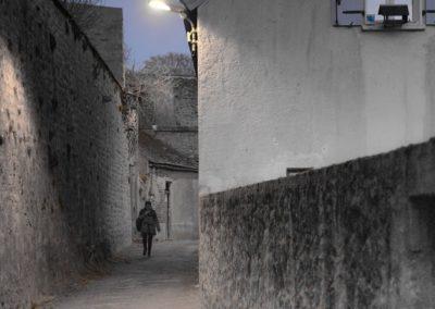 2019 02 27 - Avallon - Ville fortifiée portes du Morvan - 33