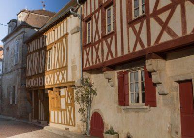 2019 02 27 - Avallon - Ville fortifiée portes du Morvan - 34