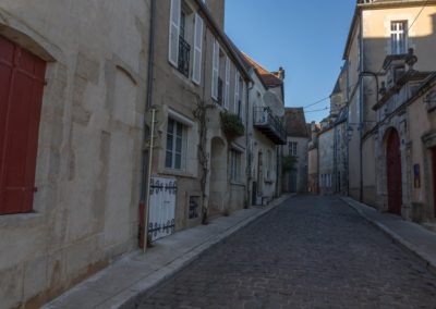 2019 02 27 - Avallon - Ville fortifiée portes du Morvan - 35