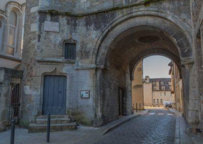 2019 02 27 - Avallon - Ville fortifiée portes du Morvan - 36