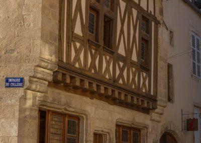 2019 02 27 - Avallon - Ville fortifiée portes du Morvan - 37