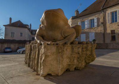 2019 02 27 - Avallon - Ville fortifiée portes du Morvan - 38
