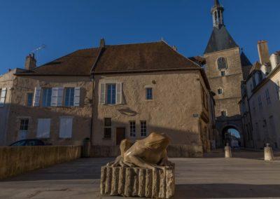 2019 02 27 - Avallon - Ville fortifiée portes du Morvan - 39