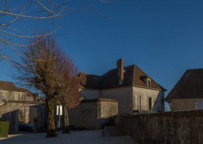 2019 02 27 - Avallon - Ville fortifiée portes du Morvan - 6