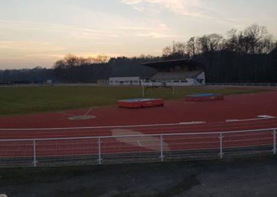 Saint-Florentin - stade Jean Lancray