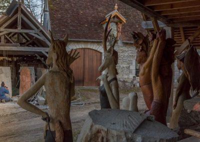 2019 03 06 - Les sculptures d'Yves Varanguin-5