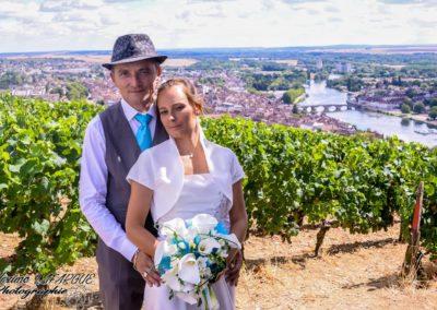 Mariés à la côte Saint-Jacques selon Maxime LAFARGUE