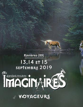 Festival des Arts imaginaires de Ravières en 2019 en mode portrait