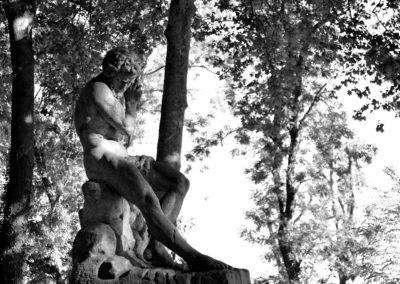 Auxerre à la tombée de la nuit (1)
