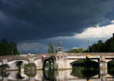 Auxerre - Le Pont Paul Bert