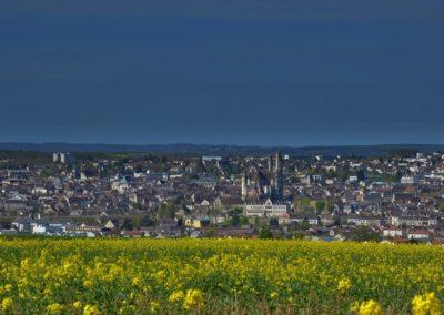 Aux portes d'Auxerre - © Liliane Privé