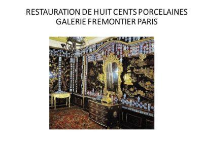 GALERIE FREMONTIER PARIS