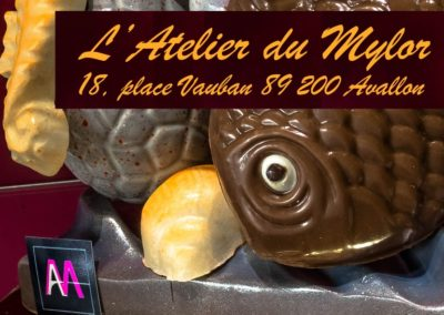 Slider - VERTICAL - L'Atelier du Mylor