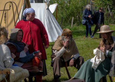 2 ème Médiévale de Piffonds en Mai 2019_-114