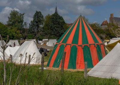 2 ème Médiévale de Piffonds en Mai 2019_-118
