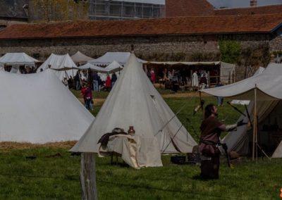 2 ème Médiévale de Piffonds en Mai 2019_-119