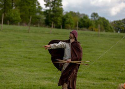 2 ème Médiévale de Piffonds en Mai 2019_-27