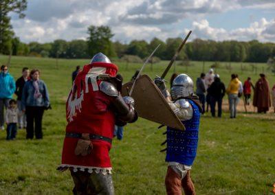 2 ème Médiévale de Piffonds en Mai 2019_-33