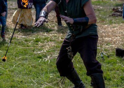 2 ème Médiévale de Piffonds en Mai 2019_-42