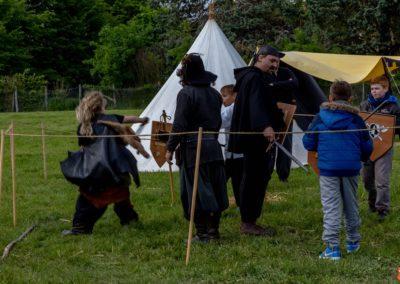 2 ème Médiévale de Piffonds en Mai 2019_-45