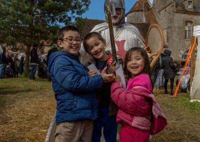 2 ème Médiévale de Piffonds en Mai 2019_-48