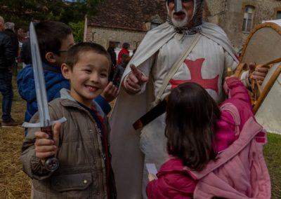 2 ème Médiévale de Piffonds en Mai 2019_-49