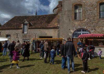 2 ème Médiévale de Piffonds en Mai 2019_-71