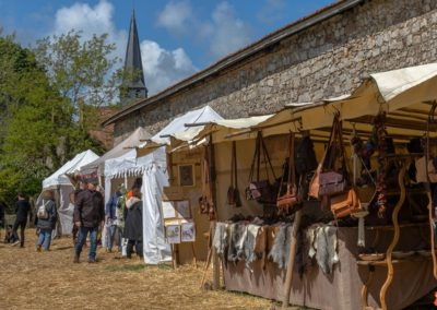 2 ème Médiévale de Piffonds en Mai 2019_-85