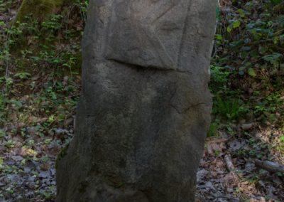 2019 - Forêt de Vauluisant - Bornes féodales 03