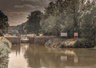 2019 07 06 - 2019 07 - Plaisance fluviale 89 canal du Nivernais Bourgogne-1 - Site