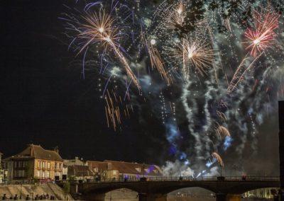 2019 07 14 - Feu d'artifice Sens Bourgogne15