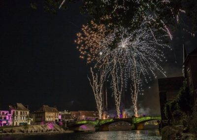 2019 07 14 - Feu d'artifice Sens Bourgogne3