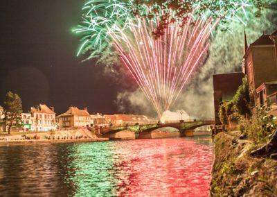 2019 07 14 - Feu d'artifice Sens Bourgogne4