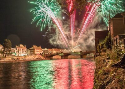 2019 07 14 - Feu d'artifice Sens Bourgogne6